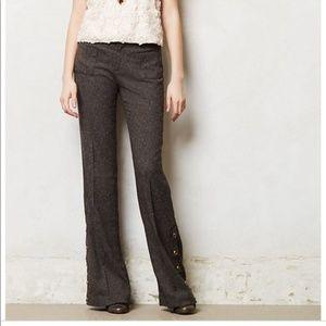 Elevenses • Wide Leg Brighton Trousers